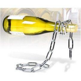 Stojan na víno řetěz