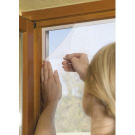 Síť na okno proti hmyzu 150 x 130 cm