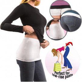 Strečová stahovací sukně - Top Trendy
