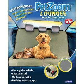 Deka do auta - Pet Zoom Loungee