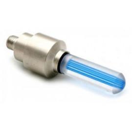 Svítící ventilky - modré
