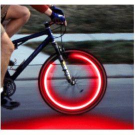Svítící ventilky - červené 2 ks