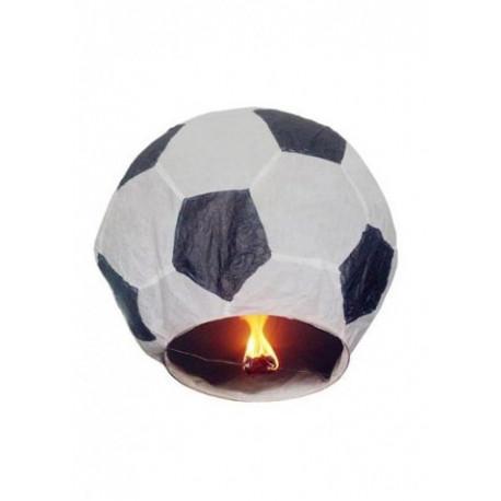 Lampion přání Fotbal