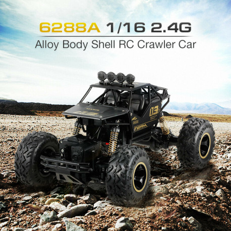 RC auto Rock Crawler