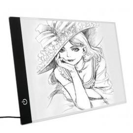 Obkreslovací svítící LED deska A5