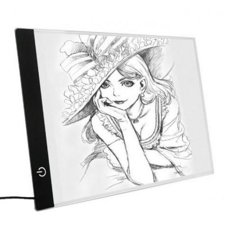 Obkreslovací svítící LED deska UZD - 3