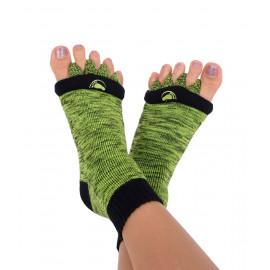 Adjustační ponožky Green L (vel. 43+)