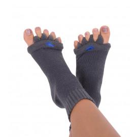 Adjustační ponožky Charcoal L (vel. 43+)