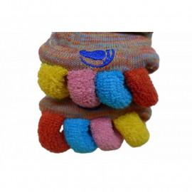 Adjustační ponožky Multicolor M (vel. 39-42)