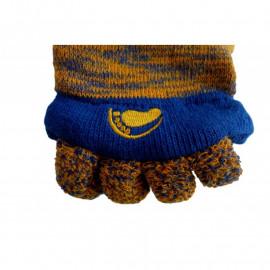 Adjustační ponožky Orange/Blue M (vel. 39-42)