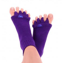 Adjustační ponožky Purple M (vel. 39-42)