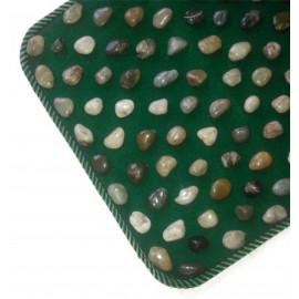 Akupresurní podložka YUHUA s přírodními kameny