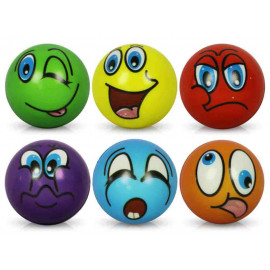 Antistresový míček Modrá