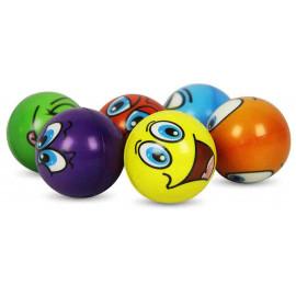 Antistresový míček Červená