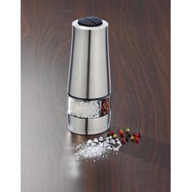 Elektrický mlýnek na sůl a pepř 2v1