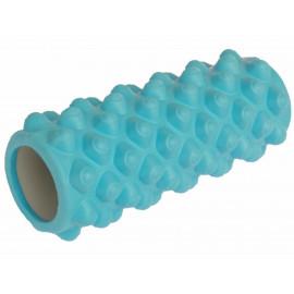 Fitness masážní válec 33 x 14 cm, modrý