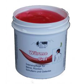 Hřejivý gel Pullach Hof 250 ml