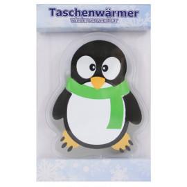Hřejivý gelový polštářek Penguin Růžová