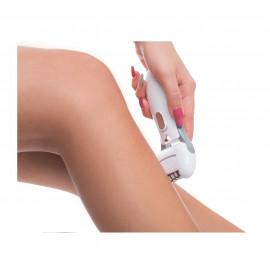 Multifunkční strojek pro epilaci, manikúru a pedikúru