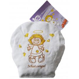 Nahřívací dětský polštářek s třešňovými peckami