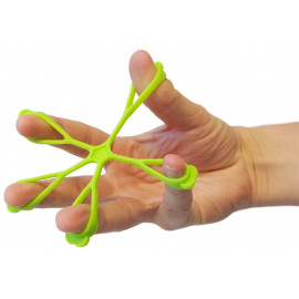 Posilovač prstů a ruky - set 2 ks