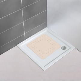 Protiskluzová podložka do sprchy Mirasol Wenko, béžová