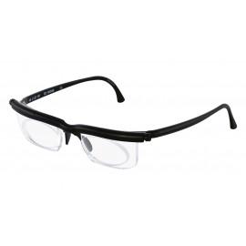 Nastavitelné dioptrické brýle Adlens, černé