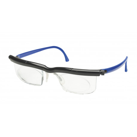 Nastavitelné dioptrické brýle Adlens, modré